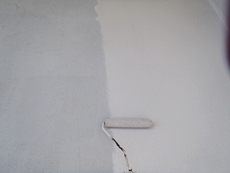 四日市市屋根塗装リフォーム施工前